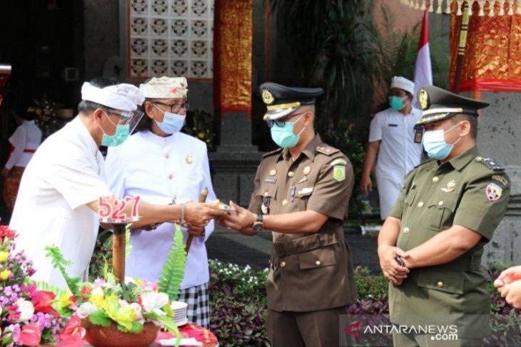 HUT ke-527 Kota Tabanan dirayakan secara sederhana