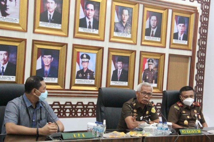 Kejati-KPK perkuat senergi penyelamatan aset di Sumut