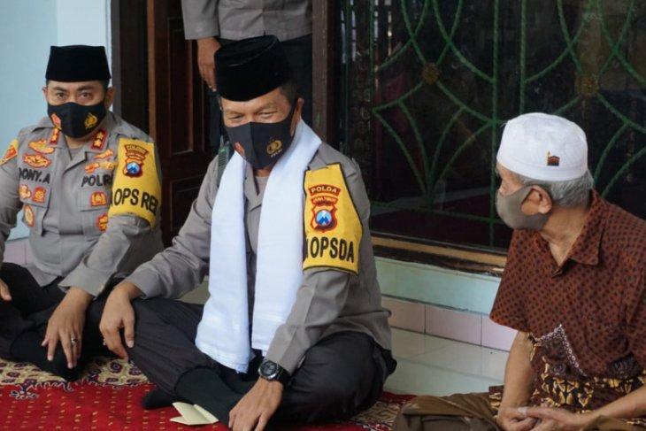 Irjen Nico Afinta minta doa restu ulama untuk pimpin Polda Jatim