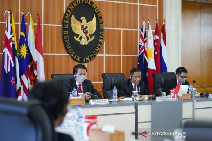 Mahfud MD sebut situasi pandemi tak kurangi ancaman terorisme