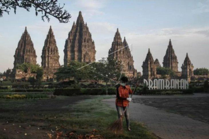 Jelang libur akhir tahun 2020, tempat wisata Yogyakarta terapkan protokol kesehatan 4M