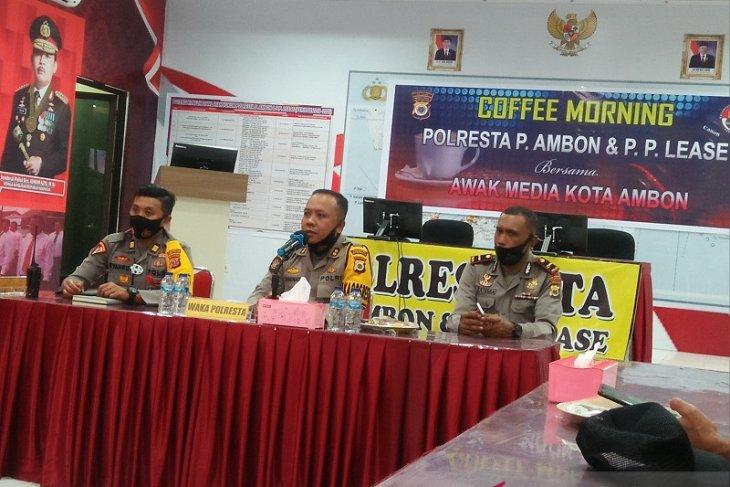 Polisi tetapkan satu tersangka pelaku pembakaran di Ambon tegakkan hukum