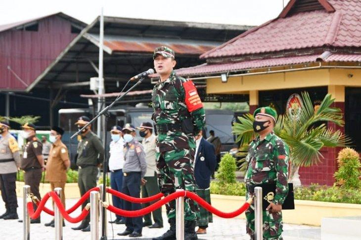 Dandim Aceh Timur ajak generasi bangsa rawat kebhinekaan