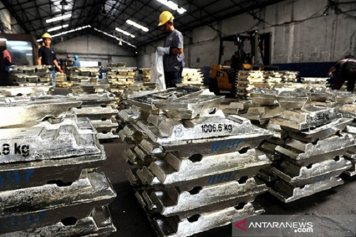 Singapore key market for Bangka Belitung's processed tin exports