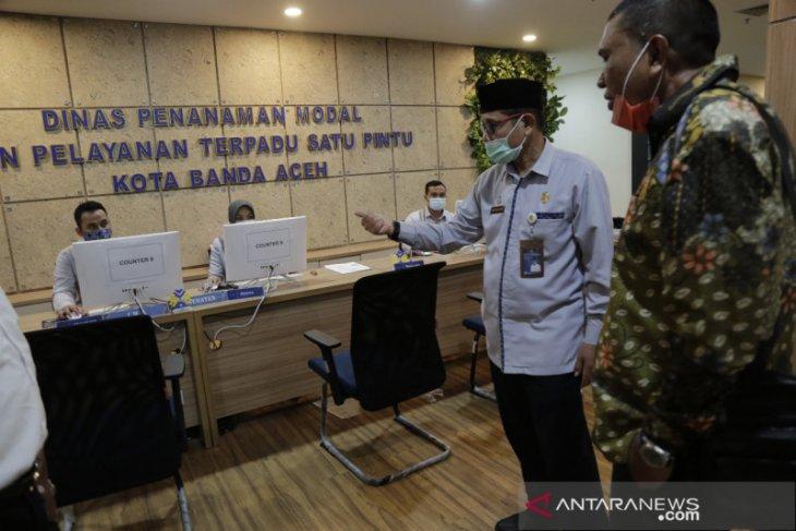 DPMPTSP Banda Aceh siap jadi role model perizinan online di Aceh