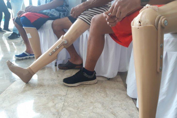 Presiden Jokowi jelaskan perlindungan disabilitas harus berlandaskan HAM