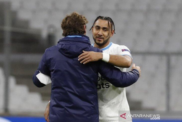 Liga Prancis: Marseille dipecundangi tim juri kunci Nimes