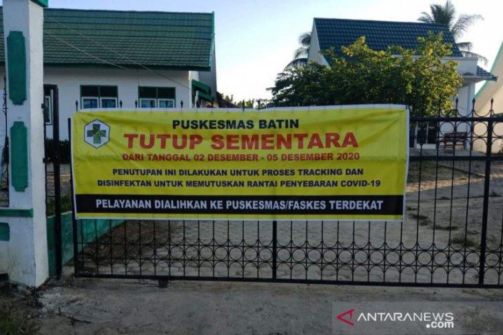 Lima  Puskesmas di Batanghari  ditutup sementara