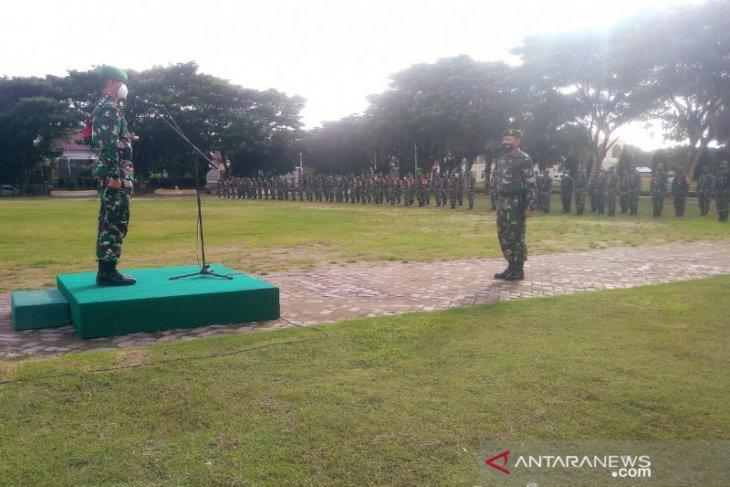 Pimpin apel pasukan pengamanan VVIP, ini kata Dandim 0103/Aceh Utara