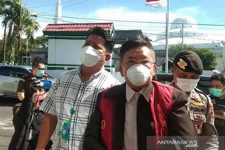 Buron 5 tahun, mantan Kadis PUPR Provinsi diringkus Kejari Bengkulu