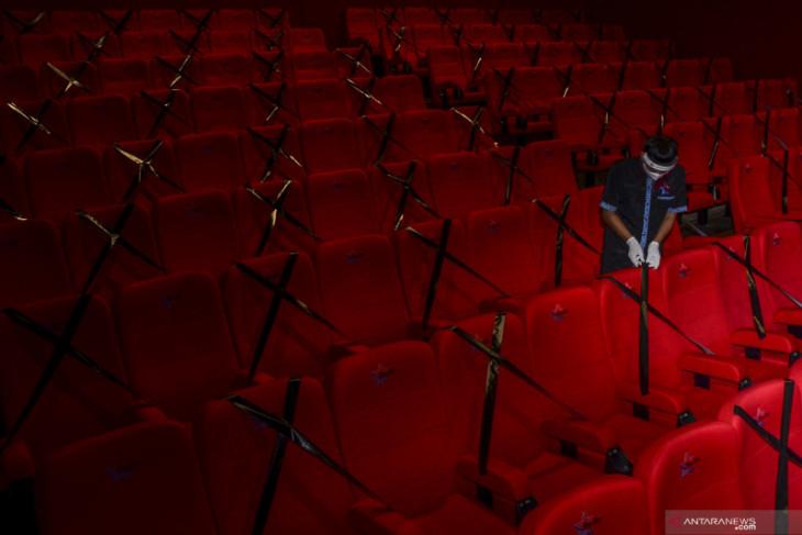 Ini empat syarat buka bioskop di tengah PPKM