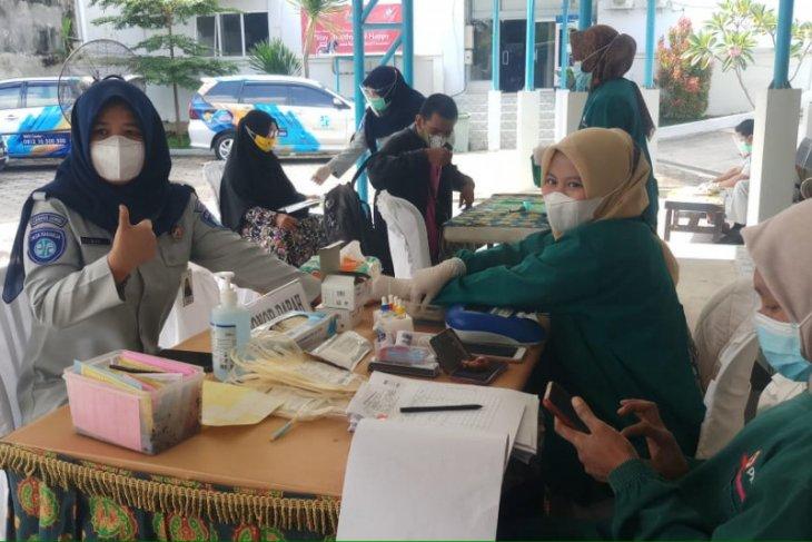 Sambut HUT ke-60, Jasa Raharja Jambi gelar donor darah