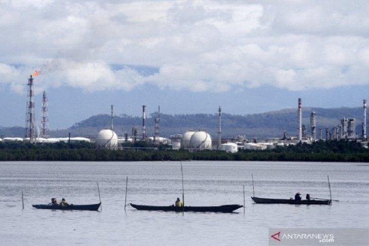 Sri Mulyani sebut pandemi pukul industri migas