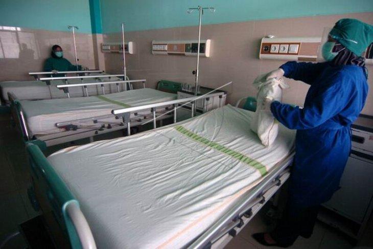 Penambahan ruang isolasi pasien COVID-19