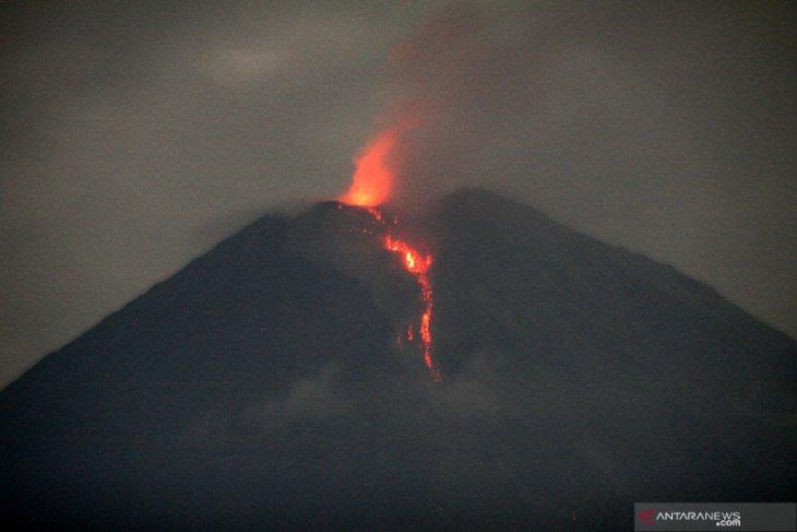 PVMBG sebut aktivitas Gunung Semeru masih fluktuatif