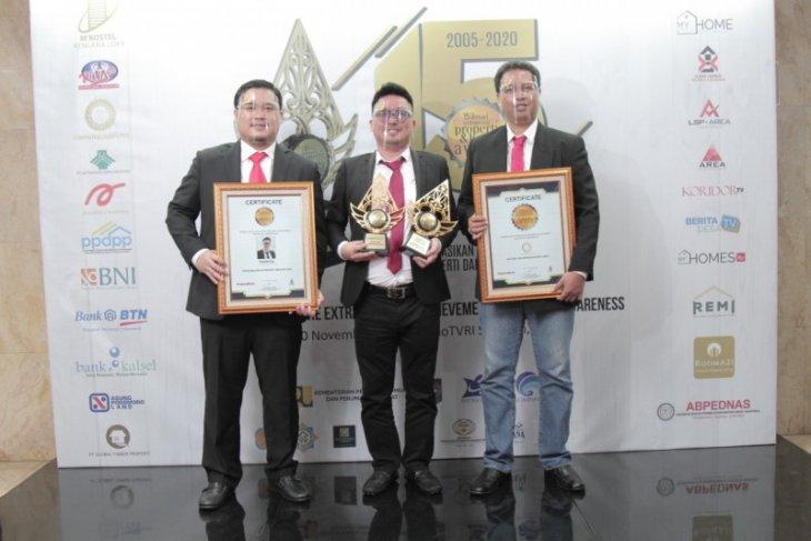 Winner Group dan Sapta Group raih tiga penghargaan