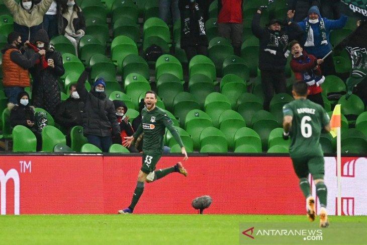 Krasnodar kunci posisi ketiga Grup E setelah mengatasi Rennes