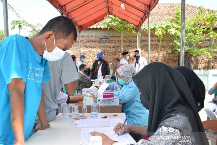 Pasca haul, Pemkab Tangerang gelar rapid test massal di Cilongok