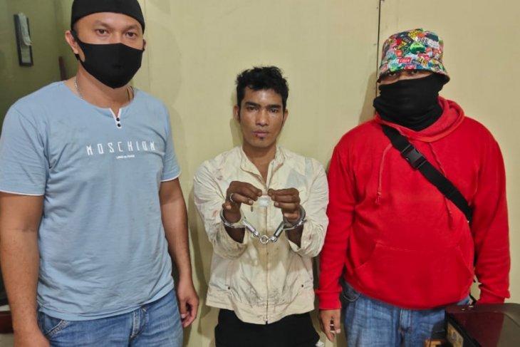 Polres Tanjungbalai amankan nelayan penjual sabu