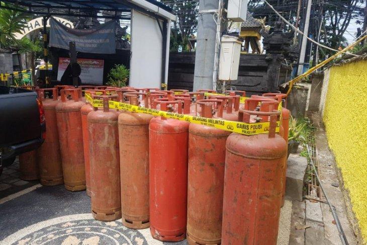 Curi puluhan tabung gas, empat remaja di Bali ditangkap polisi