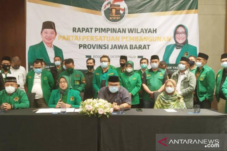 PPP Jabar sepakat dukung Suharso Manoarfa di Muktamar IX (video)