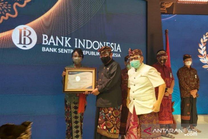 Badung raih penghargaan mitra kerja terbaik BI Bali kategori TPID