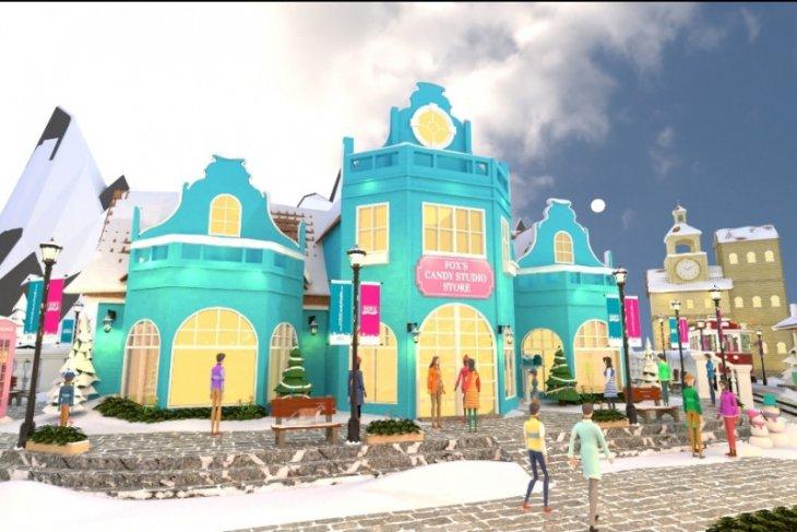 FOX'S Candy Studio kembali hadirkan sensasi liburan musim dingin virtual