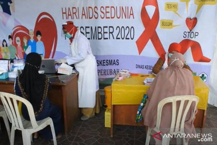 Dinkes Tangerang deteksi dini HIV di 73 puskesmas