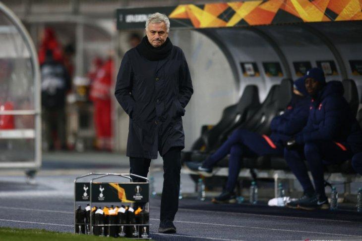 Mourinho : Spurs bermain kurang termotivasi di Liga Europa