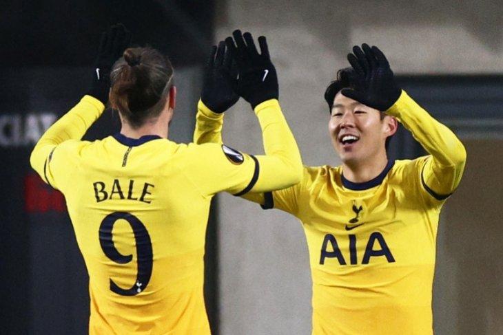 Liga Europa: Tottenham lolos 32 besar Liga Europa walau hanya main imbang