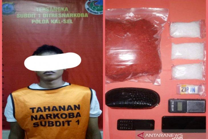 Subdit 1 Ditresnarkoba sita 2,454 kilogram sabu-sabu dari 13 pengedar
