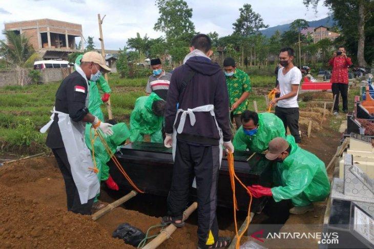 Dinkes: 320 warga Rejang Lebong terinfeksi COVID-19
