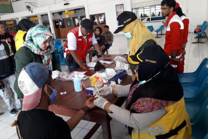 Ratusan pengawas TPS Pilkada 2020 di Malut dinyatakan reaktif