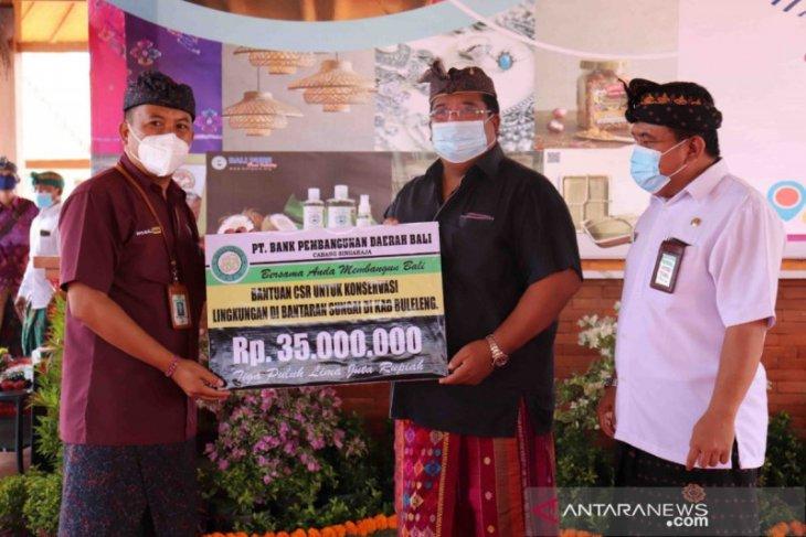 CSR perusahaan di Buleleng diarahkan untuk konservasi lingkungan