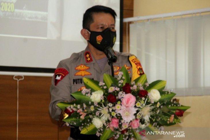 Kapolda Bali perintahkan tindak tegas premanisme