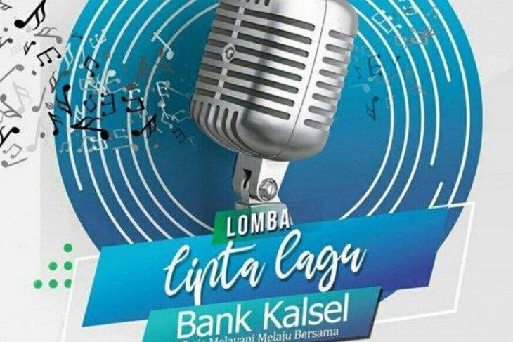Audisi lomba cipta lagu, Bank Kalsel lakukan penjurian secara profesional