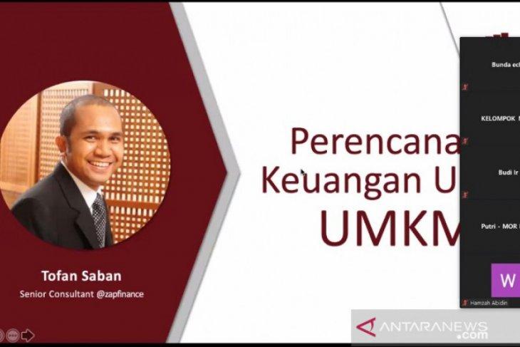 Tambah Wawasan Tentang Perencanaan Keuangan, Pertamina Gelar Seminar Online Pelaku UMKM