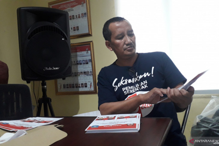 KPU Bangka Tengah siapkan 383 baju anti corona