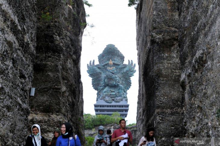 GWK Cultural Park Bali buka kembali