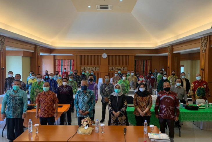 Pemkab HST gelar kegiatan asistensi implementasi SAKIP