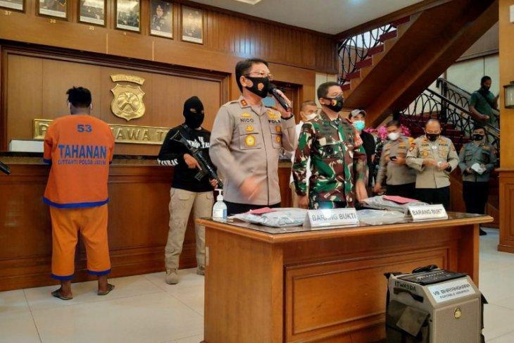 Polisi tangkap pelaku pengancaman Menkopolhukam Mahfud MD