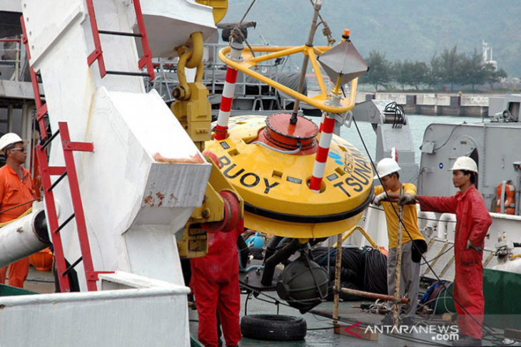 BMKG lakukan penyempurnaan  sistem peringatan dini tsunami