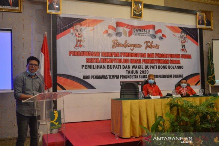 351 pengawas TPS di Bone Bolango dilindungi BPJAMSOSTEK