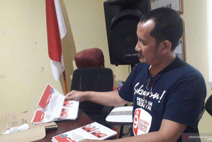 KPU Bangka Tengah tes cepat terhadap seluruh petugas KPPS
