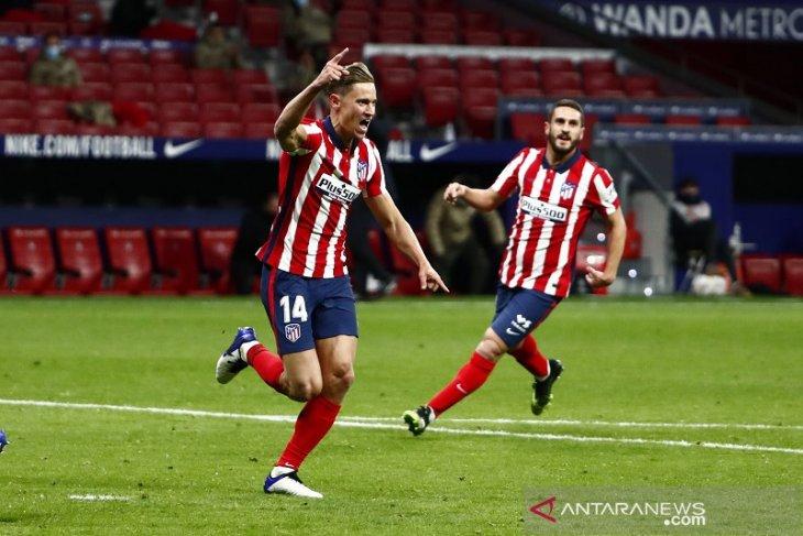 Klasemen Liga Spanyol: Atletico salip Sociedad untuk duduki puncak Minggu, 6 Desember 2020 07:00 WIB