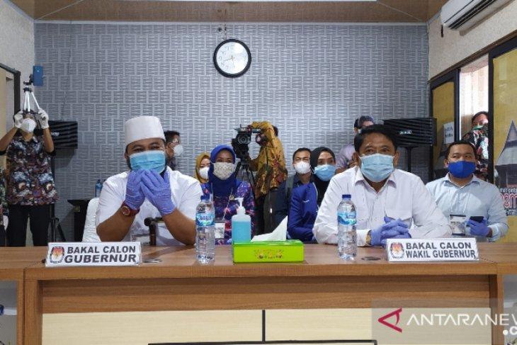 Tiga hari jelang pemilihan, seorang cawagub Bengkulu meninggal dunia