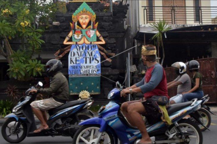 Lomba alat peraga sosialisasi Pilkada Denpasar