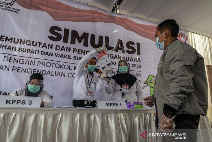 DPRD Kota Medan ingatkan KPU terapkan protokol kesehatan di TPS