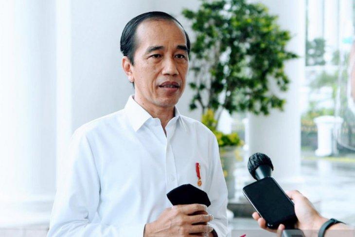 Presiden: Sejak awal, saya ingatkan para menteri jangan korupsi