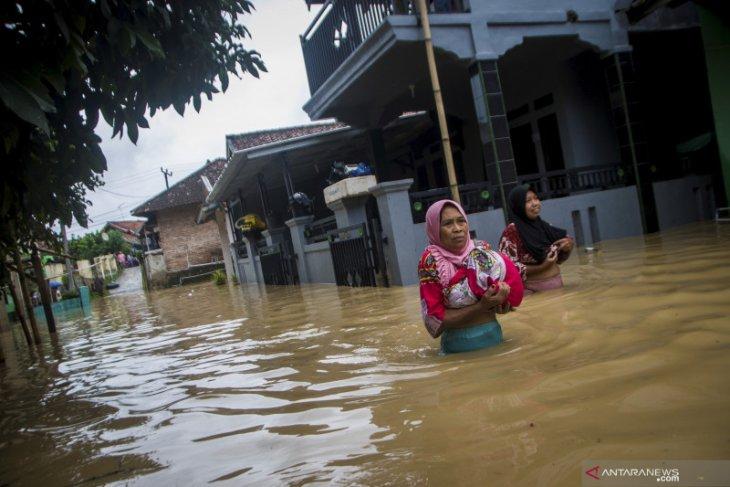 BMKG: waspadai potensi hujan lebat di sebagian wilayah Indonesia